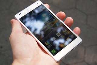 Harga LG Optimus 4X HD, Spesifikasi Lengkap
