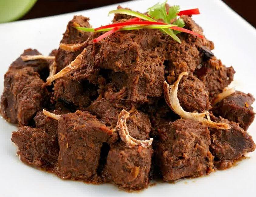 Resep Rendang Padang Daging Sapi Paling Enak Tanpa Ribet