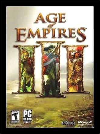 Age Of Empire 3 Cover pc