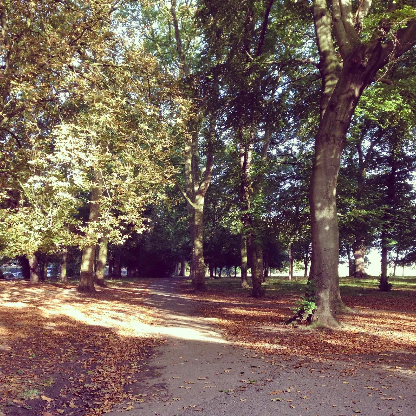 Love Life Lexi Gunnersbury Park Autumn London