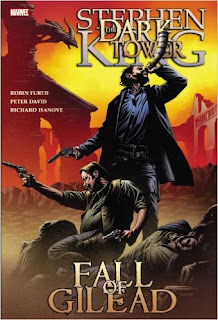 The Dark Tower Graphic Novels, Fall of Gilead, Marvel Comics, Stephen King Store
