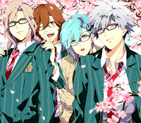 Quartet Night. Poison KISS