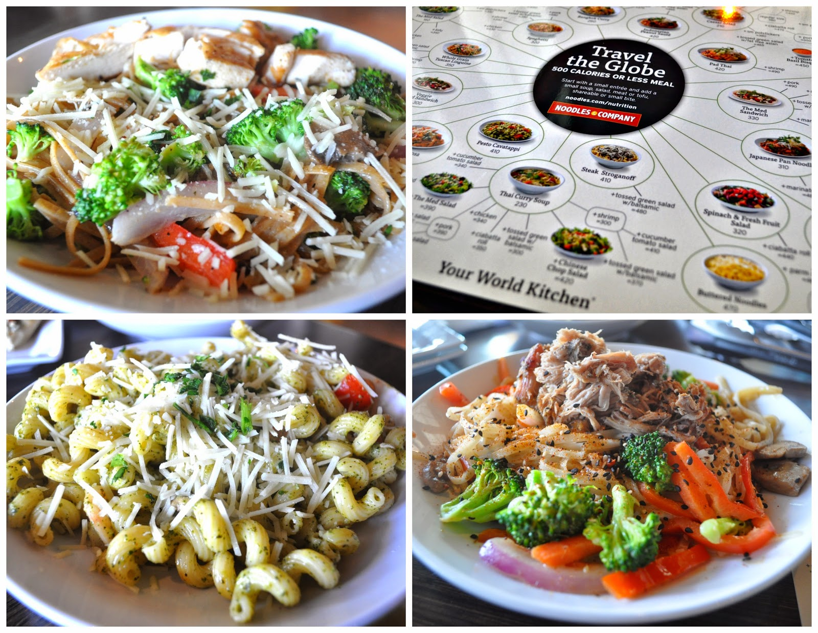 restaurant review + giveaway: noodles & company - cheviot