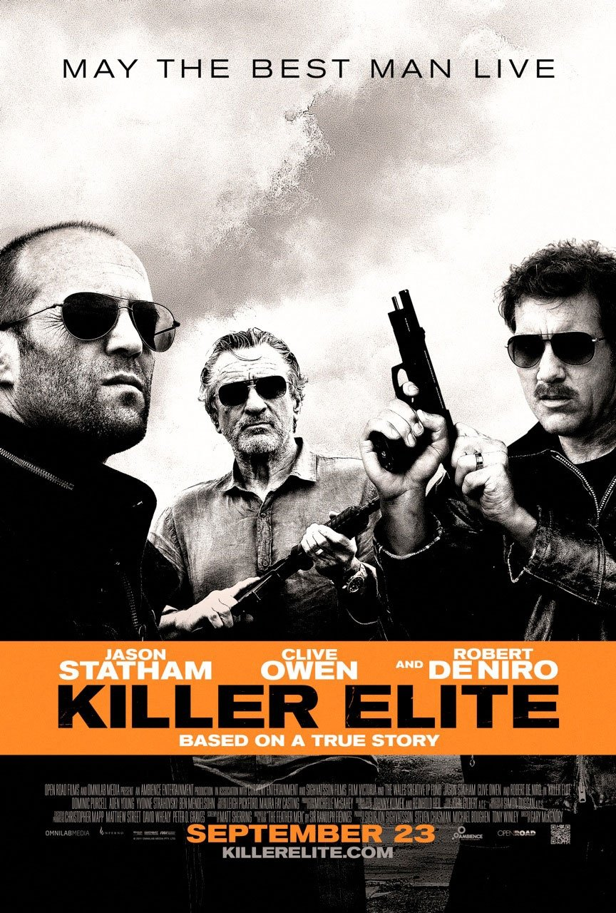 Poster Asesinos de elite (Killer Elite)