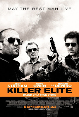 Killer Elite Movie starring Jason Statham, Clive Owen, Robert De Niro,