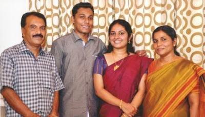 Prasar bharati parivar photographs of ms manju who for K muraleedharan family photo