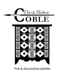 Dan and Marlene Coble, Fine and Decorative Painters