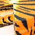 How to Make a Tiger Cake