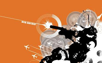 #42 Metal Gear Solid Wallpaper