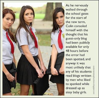 More scary schoolgirls