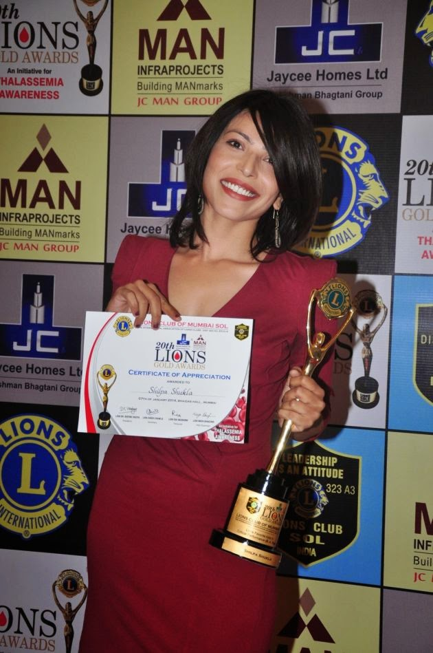 Celebs At 20th Lions Gold Awards Stills