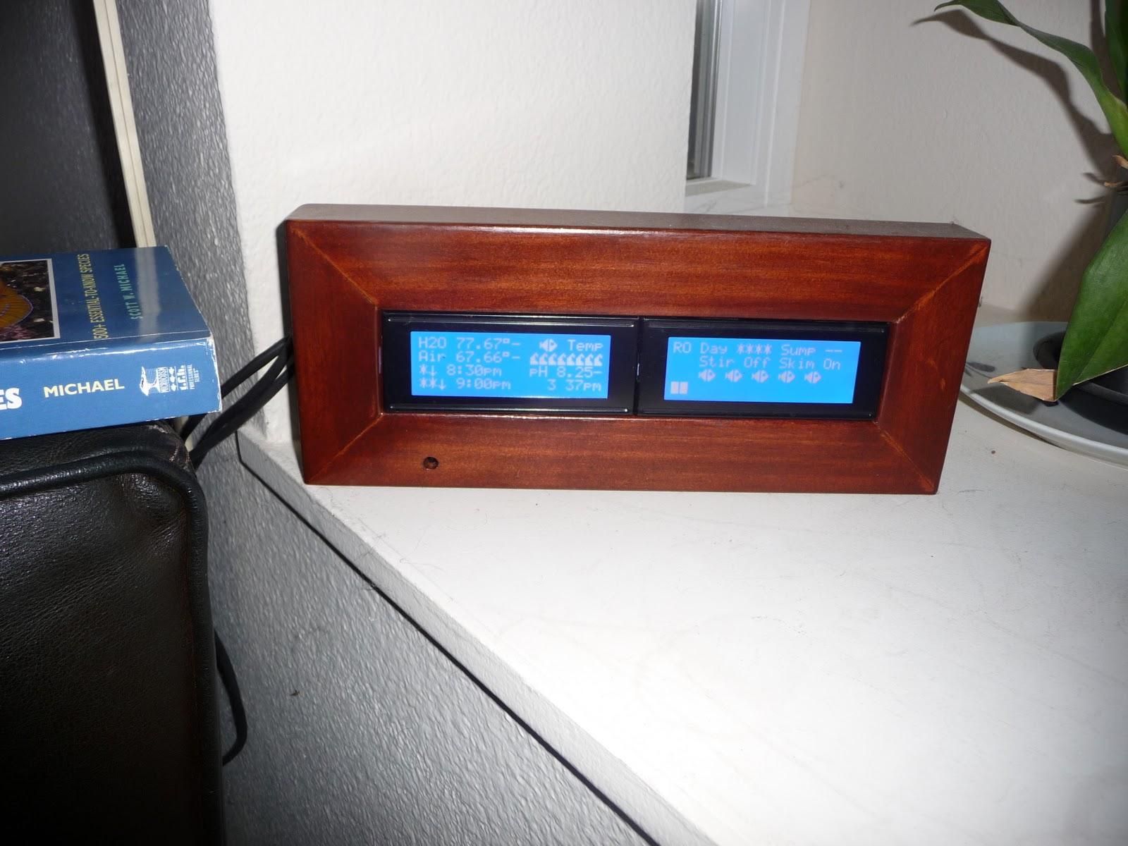 Arduino aquarium stand
