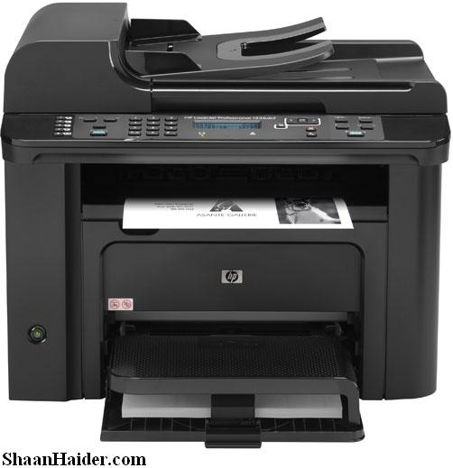 HP LaserJet Pro M1536dnf MFP : Hands-on Review