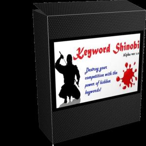 Keyword Shinobi Pro 1.0