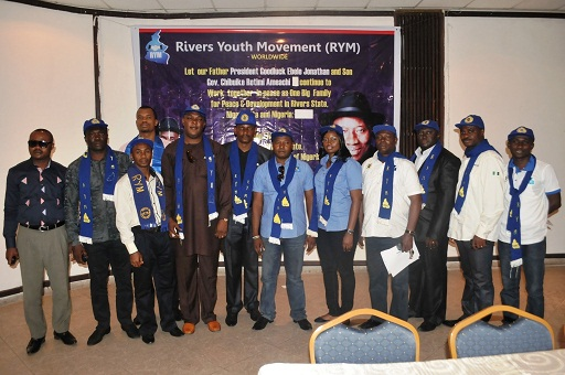 Rivers Youth Movement Passes Vote Of Confidence On Amaechi   chiomaandy.com