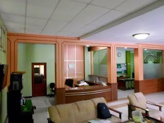 furniture interior kantor ruang lobi semarang  06