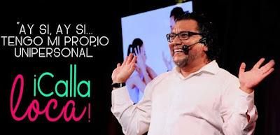 Tomas angulo, calla loca en Arequipa