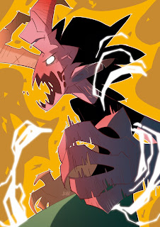 dessinateur illustrateur animateur bande dessinee croquis crayonne illustration animation artist illustrator animator comic book sketch sketches jonathan jon lankry animated paka grim a la montagne 3 editions lapin