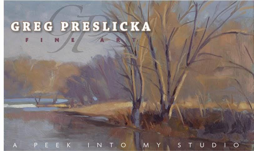 Greg Preslicka Fine Art