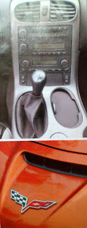 toma aire torpedo Chevrolet Corvette Z06
