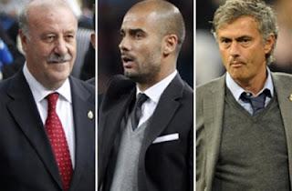 Los 10 Candidatos al mejor entrenador del año