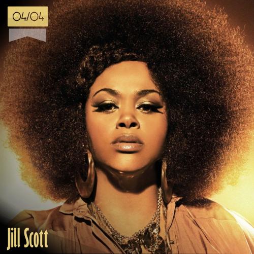 4 de abril | Jill Scott - @missjillscott | Info + vídeos