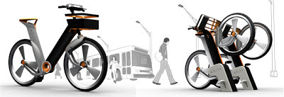 bicicleta solar eolica