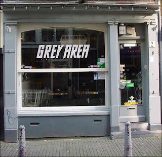 Grey Area Coffe Shop de Amsterdam