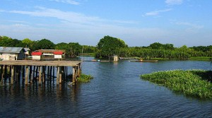 Danau Sembuluh, Terbesar Di Kalimantan Tengah