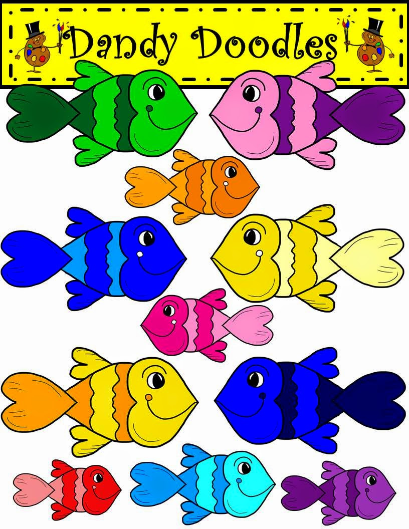 http://www.teacherspayteachers.com/Product/Sweetheart-Fish-Clip-Art-by-Dandy-Doodles-1655076
