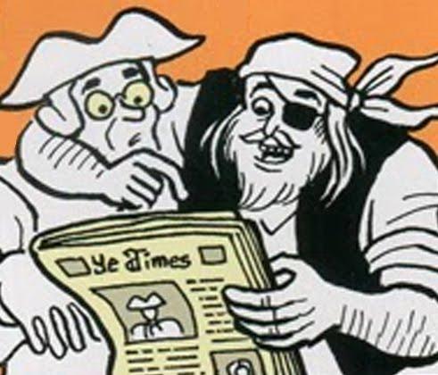 Spongebob Pirate cartoons (2010-2018)
