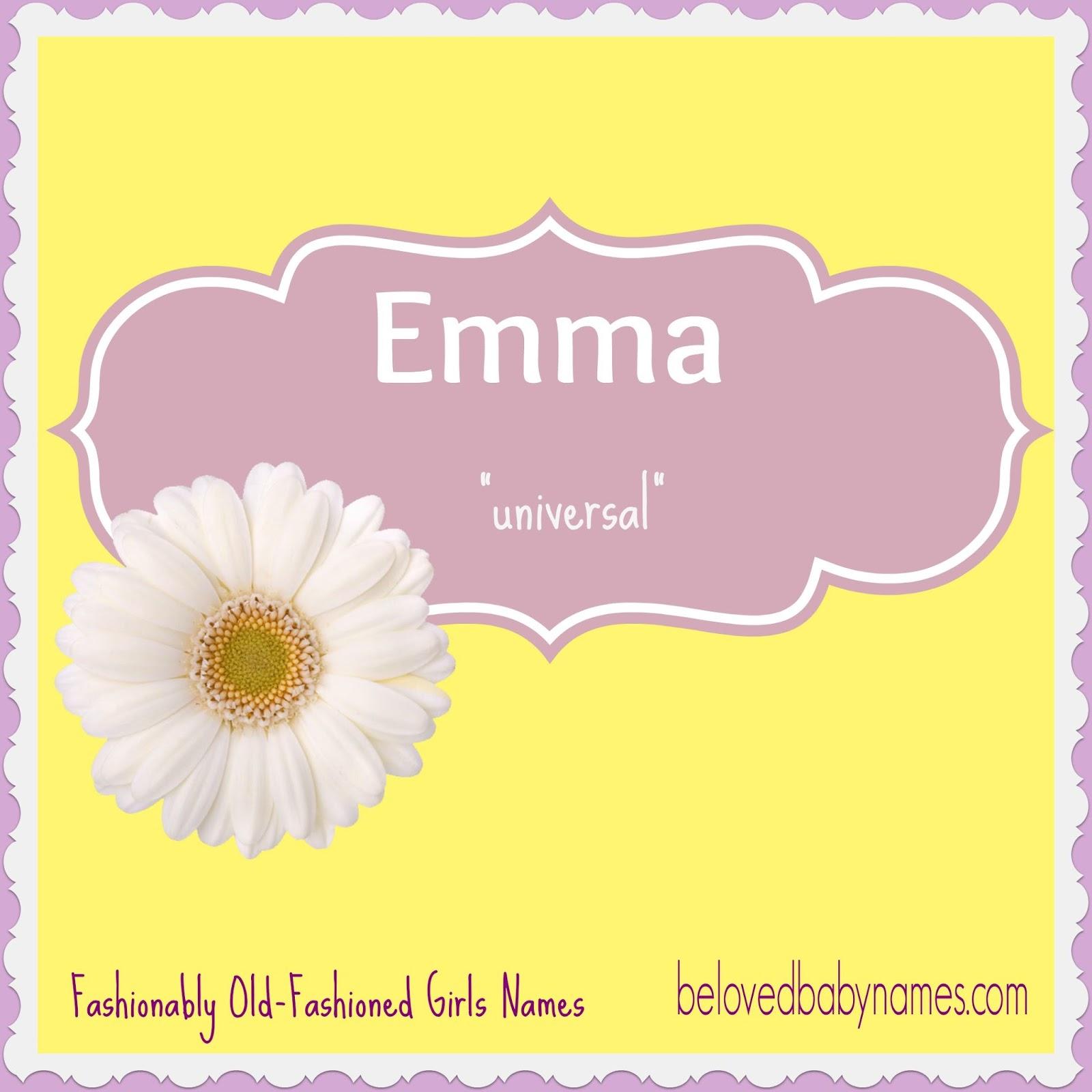 Beloved Baby Names July 2015