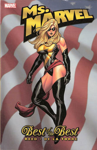 Ms Marvel Nude
