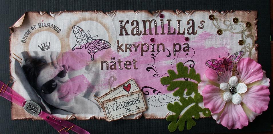 Kamillas krypin på nätet