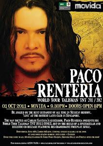 PACO RENTERIA SINGAPUR 01/10/11