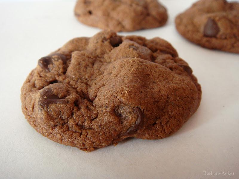 Happiness is Sweet: Recipe: Dark Chocolate Chip Comfort ...