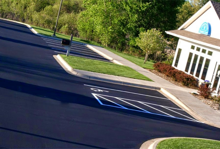 nice driveway sealcoating ideas