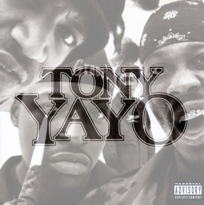 TONY YAYO - GRAVEDIGGAZ FREESTYLE (DIARY OF A MADMAN)