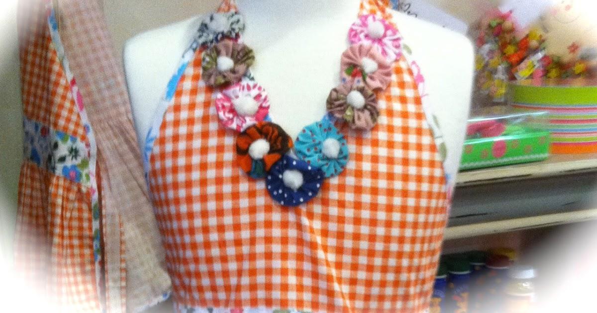 The craft tutor fabulous fabric yo yos for Yo yo patterns crafts