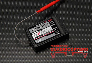 RX para Controle Remoto Turnigy
