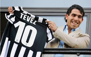 Tevez Juventus