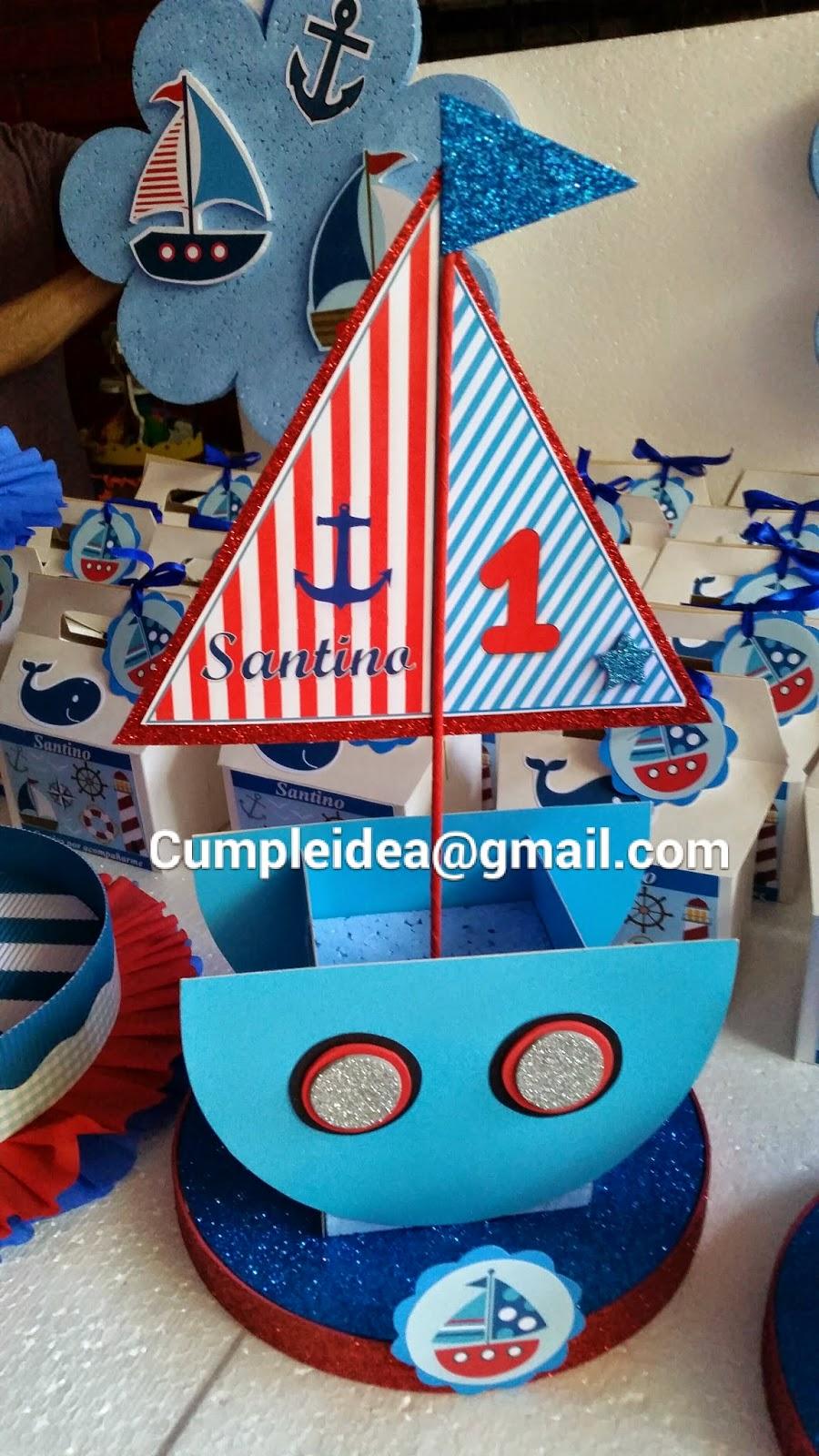 decoraciones infantiles nautico