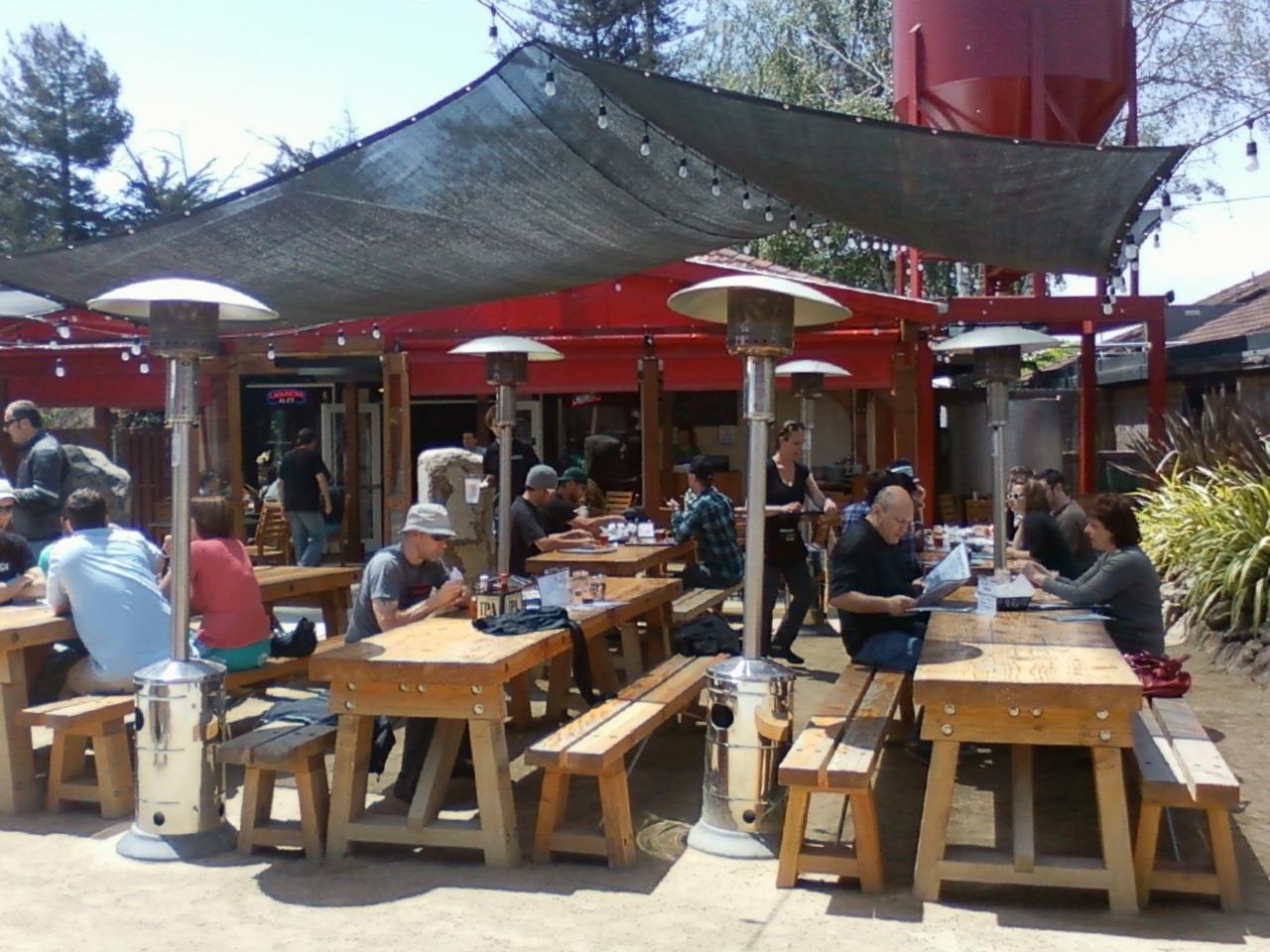 It 39 s pub night lagunitas taproom petaluma for Food bar petaluma