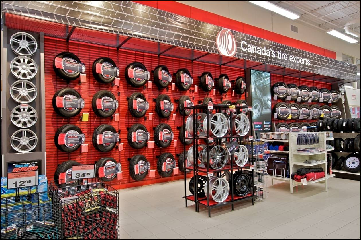 New canadian tire store in simcoe for Housse auto canadian tire