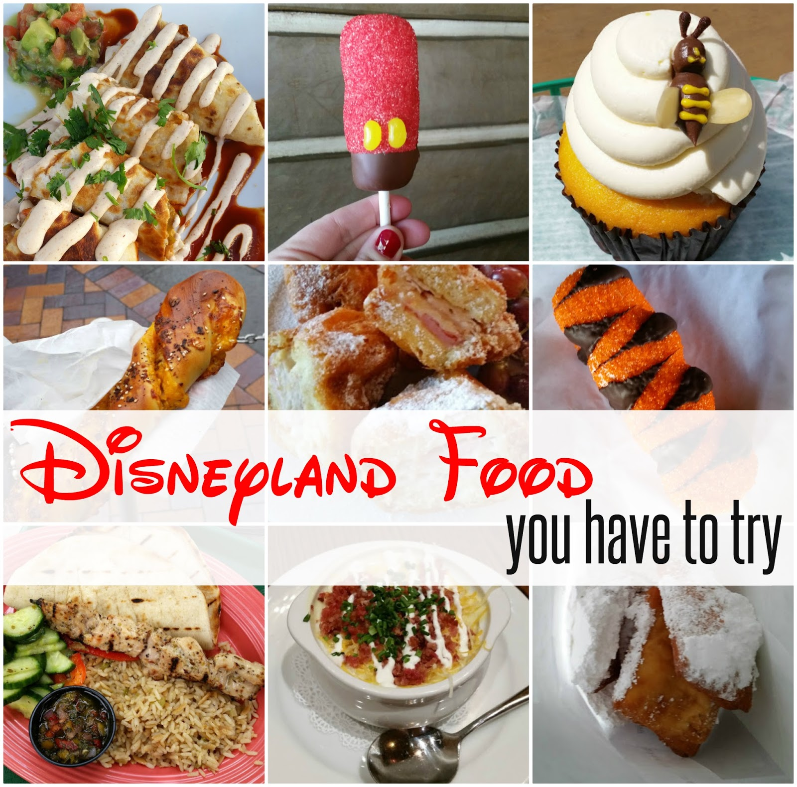 Whatever Dee-Dee wants, she's gonna get it: Disneyland and California Adventure Food | Recipes ...