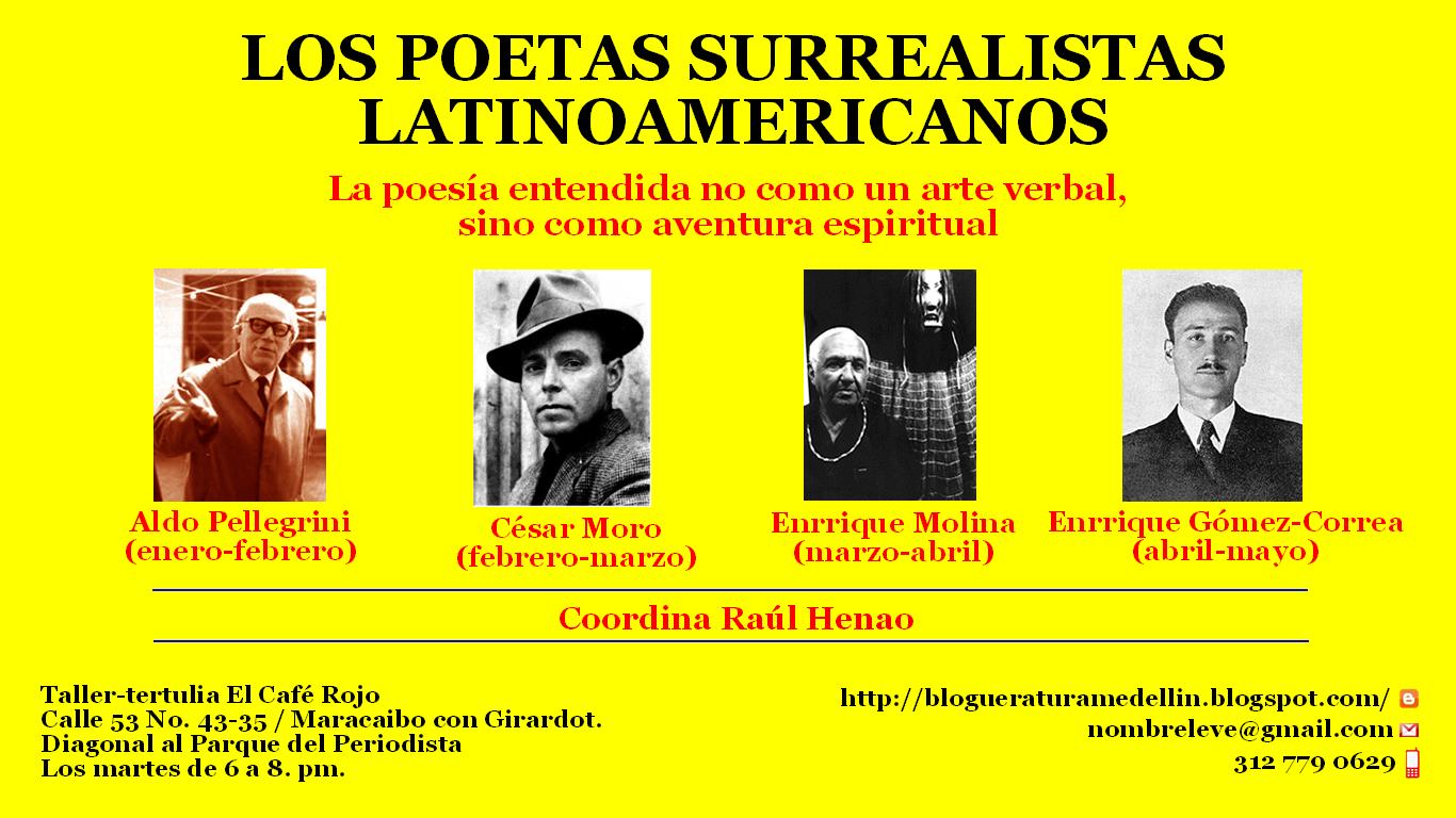 Taller de poesía MECA 1er semestre 2015