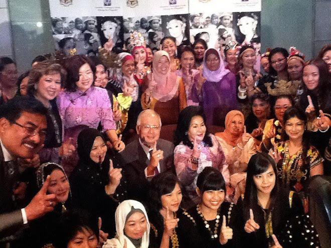 38. Sambutan Hari Wanita Kebangsaan 2012