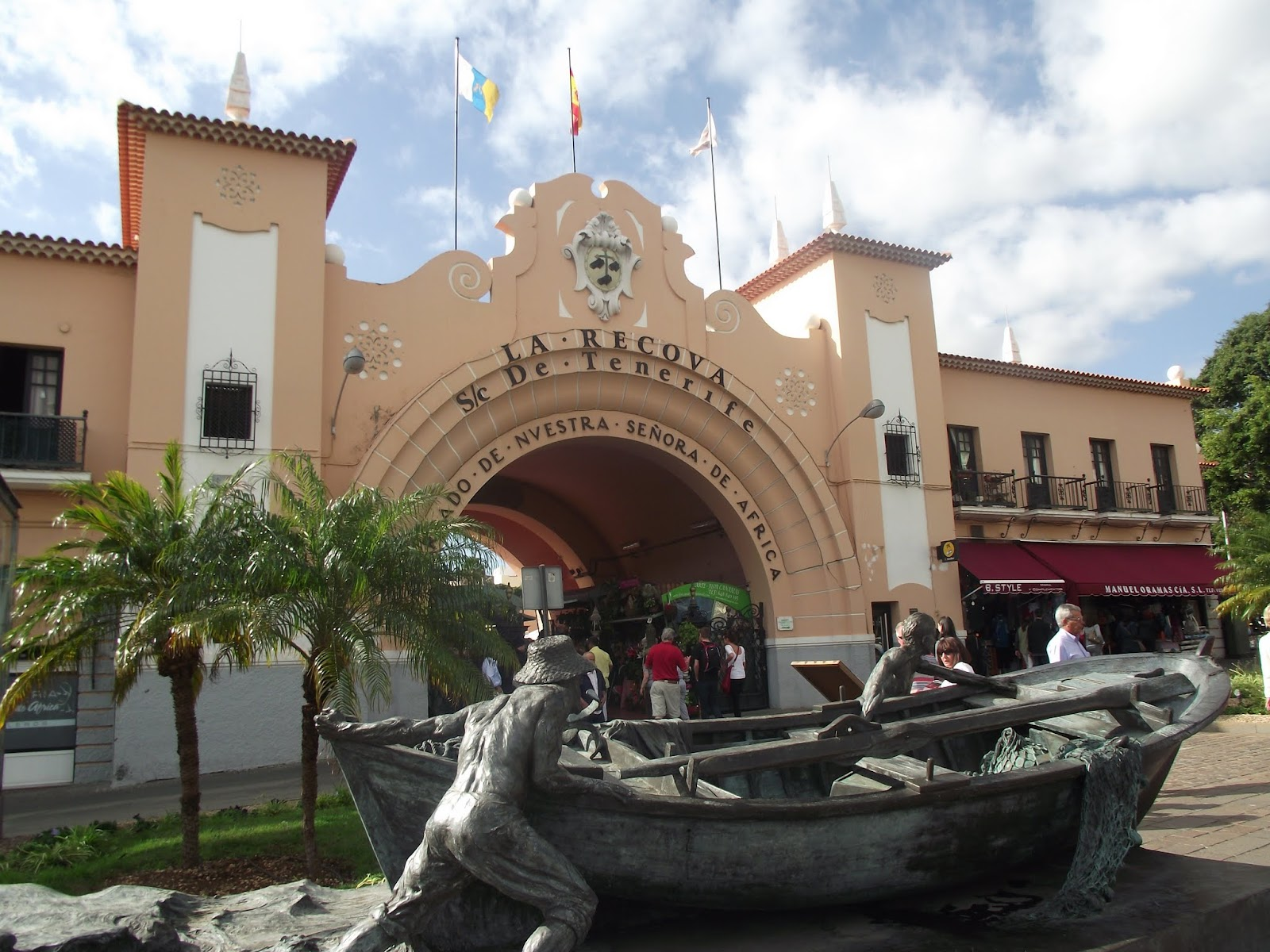 Mercado de África, Tenerife