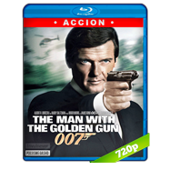 007: El hombre del revólver de oro (1974) BRRip 720p Audio Dual Latino-Ingles