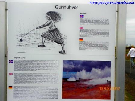 Gunnuhver peninsula de reykjanes